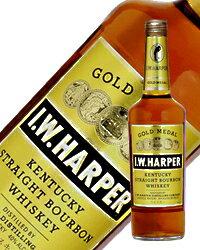 IWハーパー ウイスキー 【あす楽】 IWハーパー ゴールドメダル 40度 700ml 正規