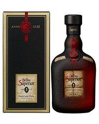 オールドパー ウイスキー オールドパー スーペリア 43度 箱付 750ml 正規