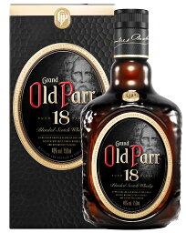 オールドパー ウイスキー 【あす楽】 オールドパー 18年 40度 箱付 750ml 正規