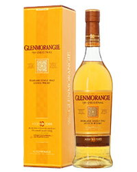 グレンモーレンジ ウイスキー 【あす楽】 グレンモーレンジ オリジナル 10年 40度 箱付 700ml 並行