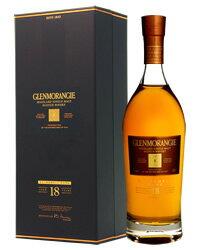 グレンモーレンジ ウイスキー 【あす楽】 グレンモーレンジ 18年 43度 箱付 700ml 並行