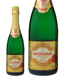格付けスペインワイン(DO) ファルケンベルク マドンナ ゼクト リースリング 750ml 正規 ドイツ スパークリングワイン shibazaki_