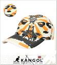 カンゴール KANGOL SOLEIL PRINT CAP (CAP)(COLOR:WH)