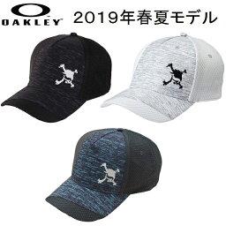 オークリー オークリー ゴルフ メンズ スカル キャップ【OAKLEY】SKULL HYBRID CAP 13.0カラー:BLACKOUT(02E)カラー:WHITE(100)カラー:AQUA GREEN(78K)912153JPラッキーシール対応