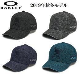 オークリー オークリー ゴルフ メンズ スカル キャップ【OAKLEY】SKULL HEATHER CAP 13.0カラー:BLACKOUT(02E)カラー:LIGHT HEATHER GRAY(22K)カラー:PEACOAT(67Z)カラー:MOROCCAN BLUE(68T)912248JP