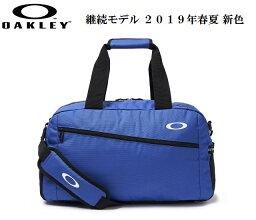 オークリー オークリー ゴルフ ボストン バック【OAKLEY】BG BOSTON BAG 12.0カラー:FLASH BLUE(6FA)【新色】サイズ:50cm×30cm×24cm921408JP