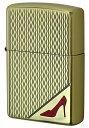 セクシーZippo Zippo ジッポー RED High heels レッドハイヒール BO zippo ジッポ ライター オプション購入で名入れ可 メール便可
