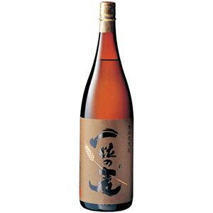 【麦焼酎】西酒造 一粒の麦 25度 1800ml瓶