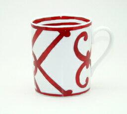 エルメス カップ 【送料無料】 HERMES エルメス ガダルキヴィール マグカップ Mug No.2 11032