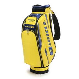 ブリヂストン 【大型商品200】ブリヂストンゴルフ BRIDGESTONE GOLF メンズ ゴルフ キャディバッグ TOUR Bキャディバック CBG801 CBG801