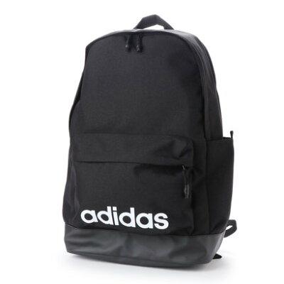 アディダス adidas デイパック リニアロゴバックパック DM6145 (ブラック)