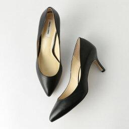 オデット エ オディール 靴 オデット エ オディール ODETTE E ODILE OFD ポインテッド パンプス70↓↑ (BLACK)