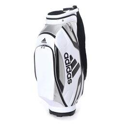 アディダス 【大型商品180】アディダス adidas メンズ ゴルフ キャディバッグ キャディバッグ9 AWR42