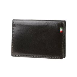ミラグロ ミラグロ Milagro 定期入れ付カードケース (チョコ)