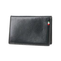 ミラグロ ミラグロ Milagro 定期入れ付カードケース (ネイビー)