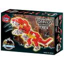 レゴブロック ブロック おもちゃ 男の子 小学生 子供 子ども Artecブロック ダイノビルダーズT-REX[ティーレックス] アーテック 日本製 恐竜 ゲーム 玩具 レゴ・レゴブロックのように自由に遊べます 室内
