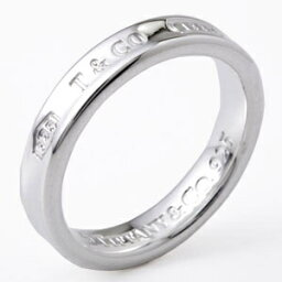 ティファニー 1837記念 指輪(レディース) Tiffany&Co. ティファニー 1837 ナロー リング 4MM 9号 22993755 【til10】【5%OFFクーポン対象品 2/22 9:59まで】