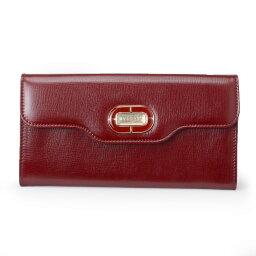 ブルガリ 財布(レディース) BVLGARI ブルガリ 財布 35185 RED