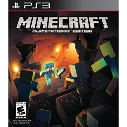 PS3 在庫あり☆[メール便OK]【新品】【PS3】Minecraft Playstation 3 Edition (マインクラフト/マイクラ)【海外北米版】【YDKG-u】【RCP】
