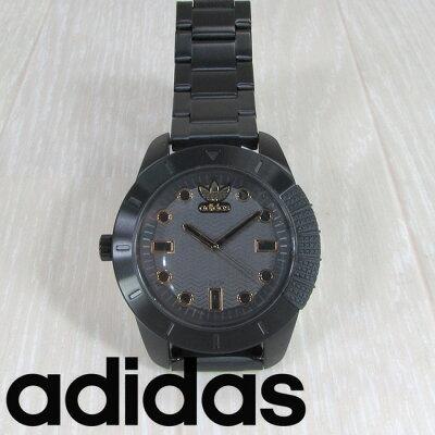 adidas アディダス 腕時計 時計 スポーツウォッチ デザインウォッチ ADH3087 SUPERSTAR スーパースター / ブラック