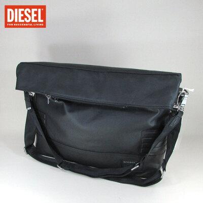 ディーゼル DIESEL バッグ ショルダーバッグ トートバッグ 鞄 X02678 PS888 / H1669 / ブラック