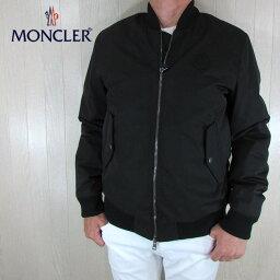 モンクレール モンクレール MONCLER メンズ ダウンジャケット ダウン ブルゾン ボンバージャケット4181505 57917 / 999 / ブラック 黒 サイズ:0〜4