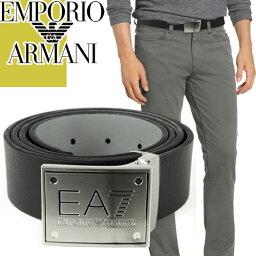 アルマーニ ベルト(メンズ) エンポリオアルマーニ EMPORIO ARMANI EA7 ベルト メンズ 2021年春夏新作 リバーシブル ブランド カジュアル 大きいサイズ 黒 ブラック 245376 8A693 245524 8A693 [S]
