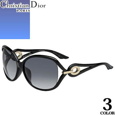 ed233d549b9676 ディオール Christian Dior サングラス レディース ブランド 丸 UVカット 薄い 色 紫外線対策 VOLUTE2F [S