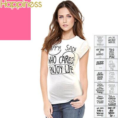 ハピネス10 ハピネステン tシャツ ハピネス10 レディース 半袖 ロゴ ハピネス10 ハピネス happiness10 [メール便発送]
