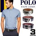 ラルフローレン ベルト(メンズ) ポロ ラルフローレン ベルト メンズ 本革 カジュアル バックル ブランド レザー 黒 ブラック ブラウン 大きいサイズ ギフト プレゼント 男性 Polo Ralph Lauren 9594 9514 9571 [S]