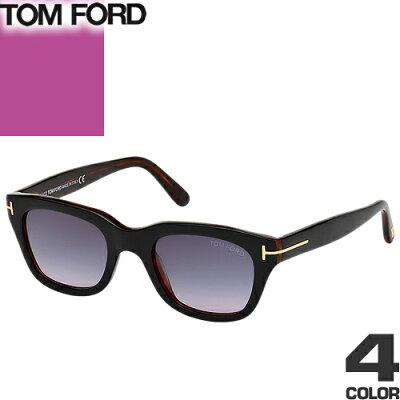 トムフォード TOM FORD サングラス メンズ レディース ブランド UVカット 薄い 色 紫外線対策 Snowdon FT0237 TF237 [S]