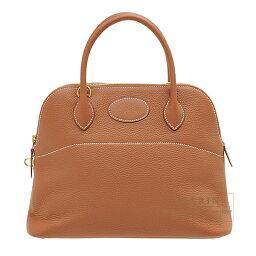 ボリード エルメス ボリード31 ゴールド トリヨンクレマンス ゴールド金具 HERMES Bolide bag 31 Gold Clemence leather Gold hardware