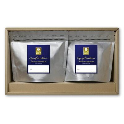 コーヒー豆 オークションギフト(200g×2) | マメーズ焙煎工房(コーヒー / コーヒー豆 / ギフト)