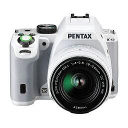 ペンタックス 《新品》 PENTAX (ペンタックス) K-S2 18-50RE レンズキット ホワイト[ デジタル一眼レフカメラ | デジタル一眼カメラ | デジタルカメラ ]【KK9N0D18P】