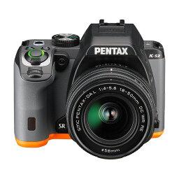 ペンタックス 《新品》 PENTAX (ペンタックス) K-S2 18-50RE レンズキット ブラック×オレンジ[ デジタル一眼レフカメラ | デジタル一眼カメラ | デジタルカメラ ]【KK9N0D18P】