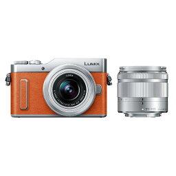 パナソニック 《新品》 Panasonic (パナソニック) LUMIX DC-GF10WA ダブルズームキット オレンジ [ デジタル一眼レフカメラ | デジタル一眼カメラ | デジタルカメラ ]【KK9N0D18P】