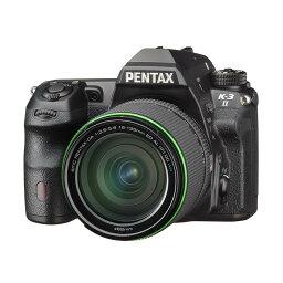 ペンタックス 《新品》 PENTAX(ペンタックス) K-3 II 18-135 WR レンズキット[ デジタル一眼レフカメラ | デジタル一眼カメラ | デジタルカメラ ]【KK9N0D18P】【在庫限り(生産完了品)】
