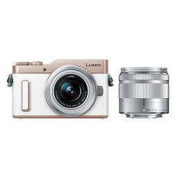 パナソニック 《新品》 Panasonic (パナソニック) LUMIX DC-GF10WA ダブルズームキット ホワイト [ デジタル一眼レフカメラ | デジタル一眼カメラ | デジタルカメラ ]【KK9N0D18P】