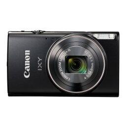 IXY DIGITAL 《新品》 Canon(キヤノン) IXY 650 ブラック[ コンパクトデジタルカメラ ]【KK9N0D18P】