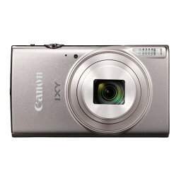 IXY DIGITAL 《新品》 Canon(キヤノン) IXY 650 シルバー[ コンパクトデジタルカメラ ]【KK9N0D18P】