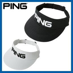 ピン PING ピン ツアーサンバイザーHC 33124 日本正規品 [帽子 ゴルフ キャップ]