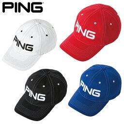 ピン PING ピン コットンアンストラクチャー 6パネルキャップ 32812 日本正規品 / 帽子 ゴルフキャップ ゴルフ用品