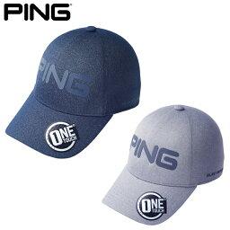 ピン PING ピン ゴルフ ワンタッチキャップ HW-P192 日本正規品 ゴルフ用品 帽子