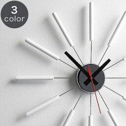 アトラス アトラス 壁掛け時計 掛け時計 掛時計 おしゃれ 北欧 大きい 無音 音がしない カフェスタイル 時計 ウォールクロック 【送料無料】【あす楽】