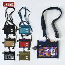 チャムス キーケース 【メール便可】チャムス CH60-3150-mFm Recycle ID card Holder/リサイクルアイディーカードホルダー レディース メンズ キーケース カードケース 定期入れ CHUMS 7009860 ppd20