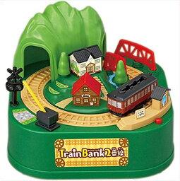 電車銀行 TrainBank 2番線 電車