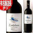 年代ワインギフト 有名醸造長の造るチリ! カンタルナ メルロー [2014]年 赤 750ml(チリ・ワイン) ※年代は変ることがあります。