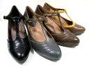 イング 【履くほどに愛着が湧く、手放せない1足になりそう。】[イング]ING ing 1952 レディース 天然皮革 Tストラップ レトロパンパンプス 通勤靴 仕事靴 ブラック・カーキ(グレー)・ダークブラウン・マスタード お買い得品 お値打ち品 特価品 セール品