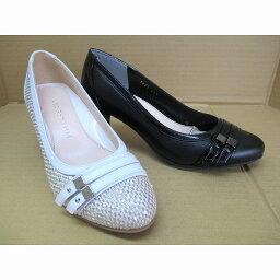 ネオリズム 送料無料 ネオリズム 日本製 NEORHYTHM 3622 レディース 天然皮革 小さいサイズ スモールサイズ パンプス 仕事靴 通勤靴 ブラックコンビ・ホワイトコンビ