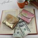 アルカン ARUKAN レディース財布 フローラ 小銭が見やすい四方口 ギャルソンタイプ 小銭入れ付き 二つ折り財布 1389304 母の日 ブランド